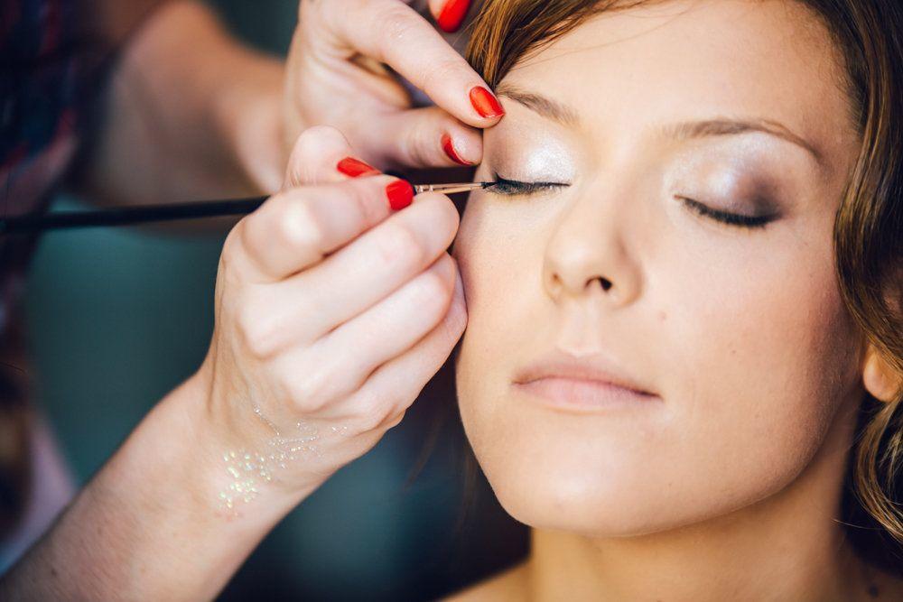 maquillage mariée tendance