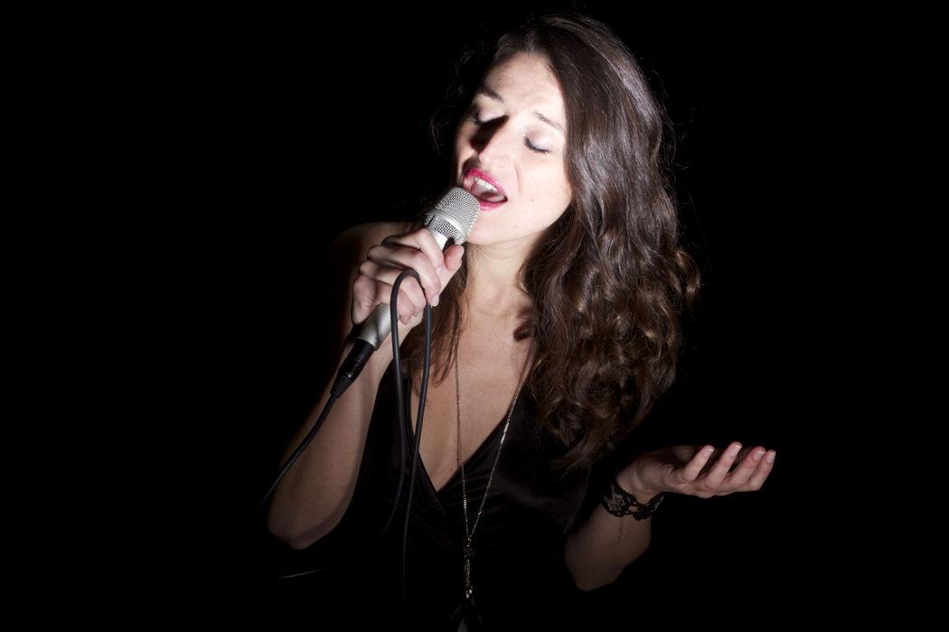Sabrina Cheref : Jazz/ Soul/ Groove