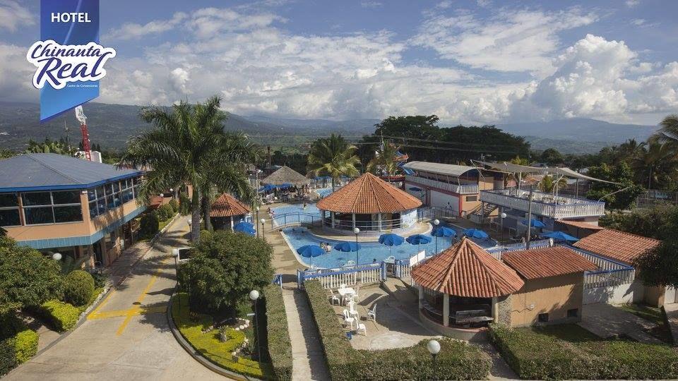 Hotel Chinauta Real