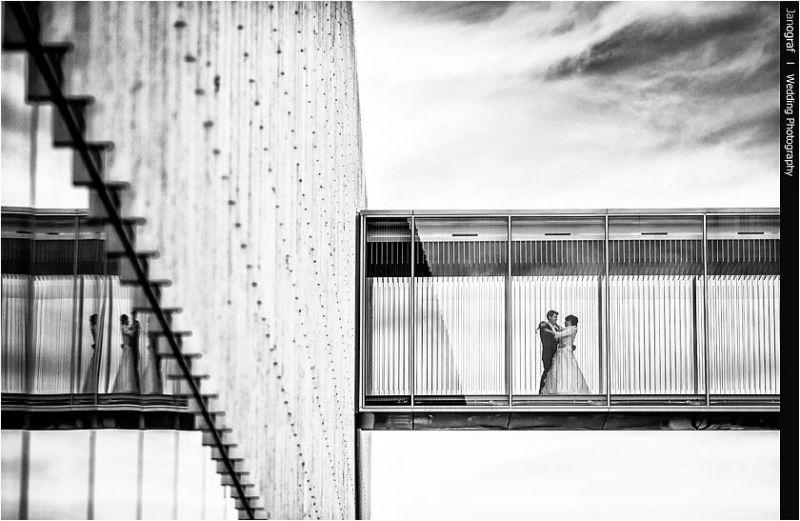 Beispiel: Paarfotos, Foto: Janograf Wedding Photography.