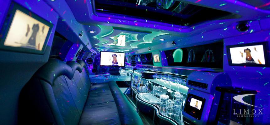 Limox Limousines