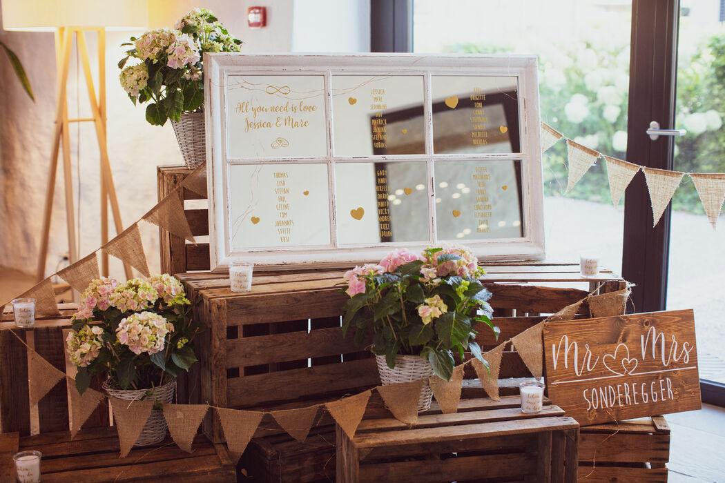 Liv Rieder- Wedding Planner