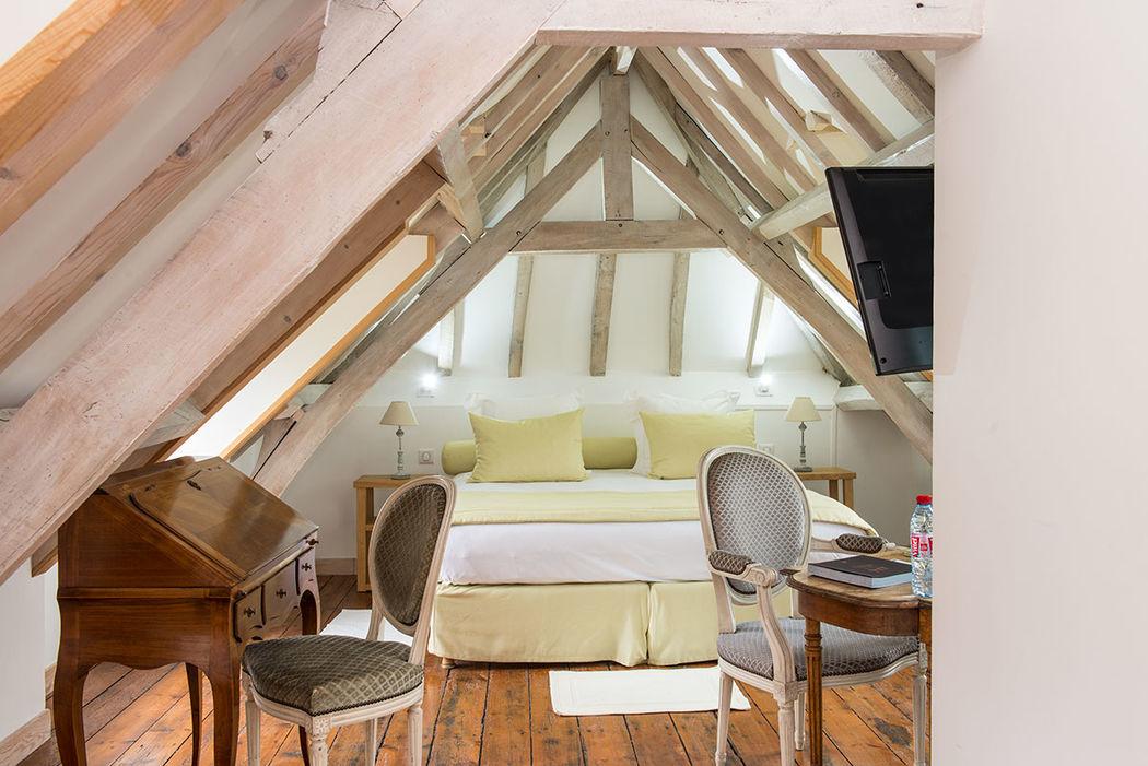 Chambre du Pavillon La Longère