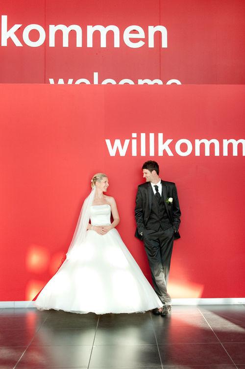 Beispiel: Standesamtliche Trauung auf Gut Projensdorf, Foto: Rea Papke Photography.