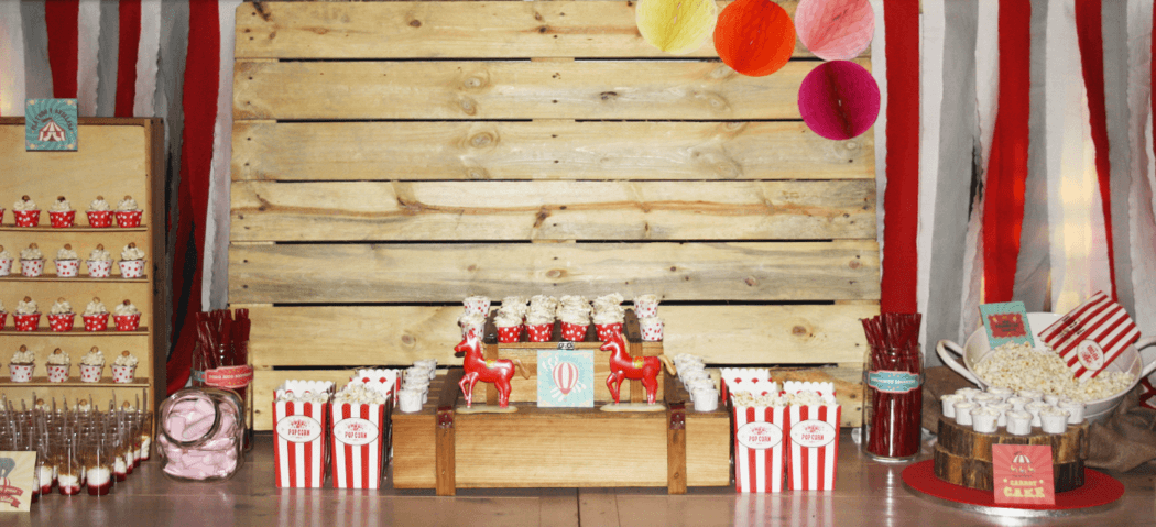 Candy Bar/ decoración de bodas www.lafabricademariana.com