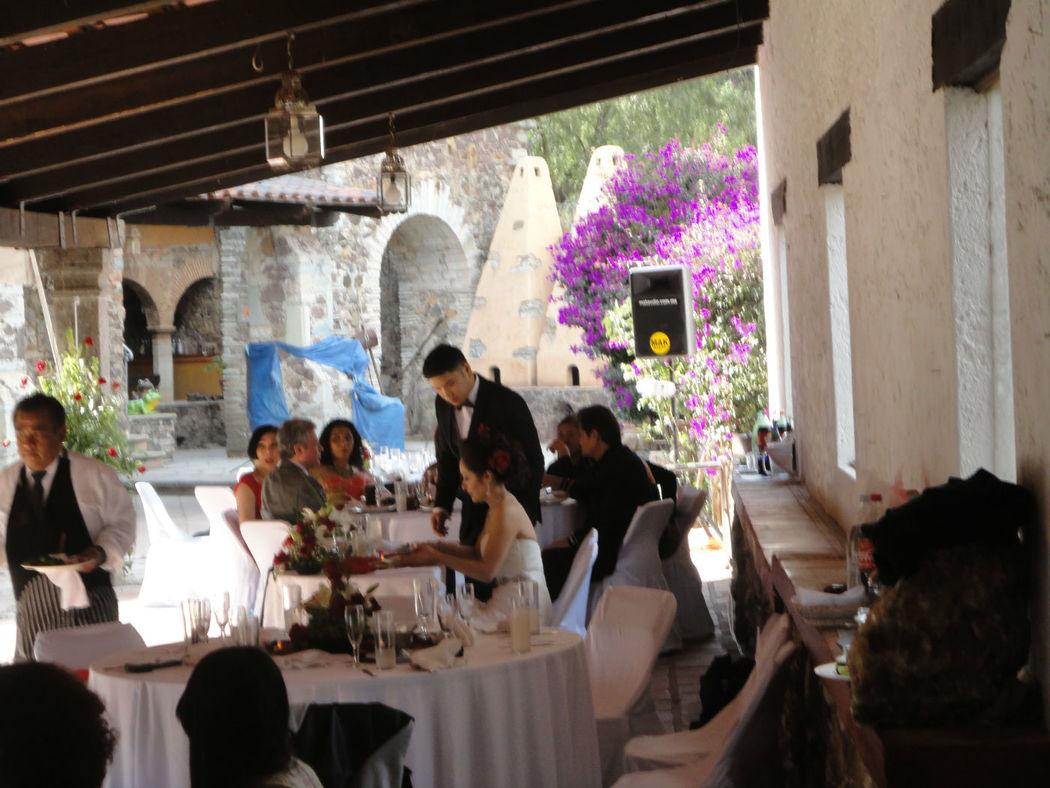 Llegada de los Novios. Dj Boda Guanajuato, Hotel Guanajuato