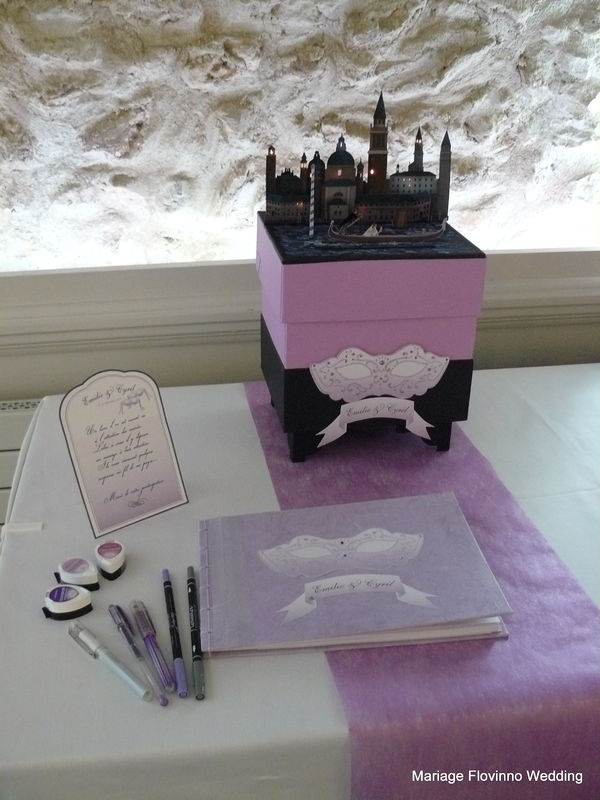 Carterie : faire-part, menus, plan de table, urne par Flovinno Wedding