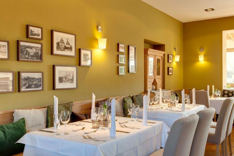 Beispiel: Restaurant, Foto: Hotel Strandhaus.