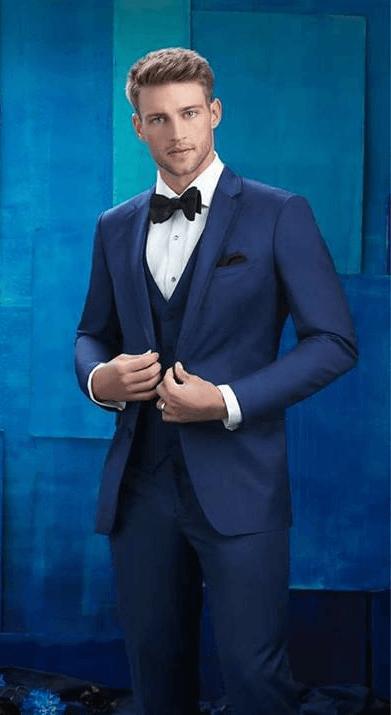 Ternos de Novio Trinidad Moda Nupcial