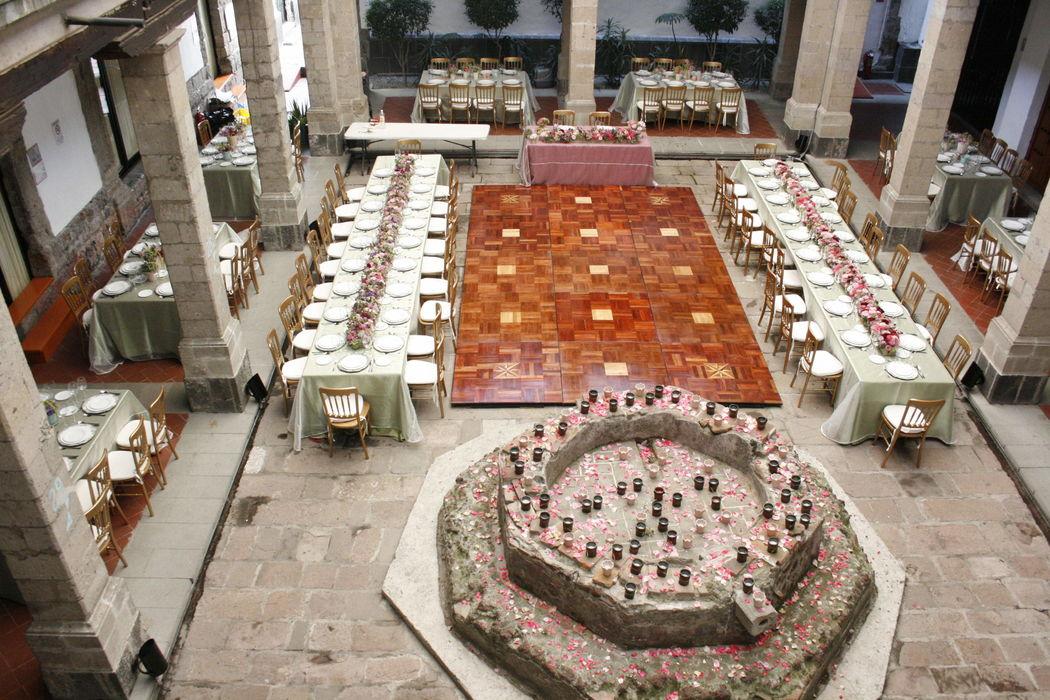 Claustro de Sor Juana