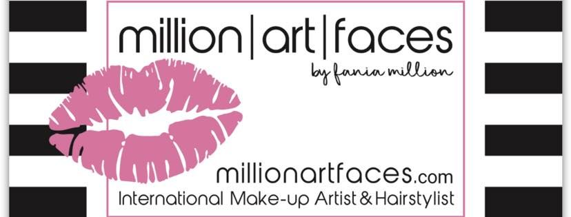 million art faces