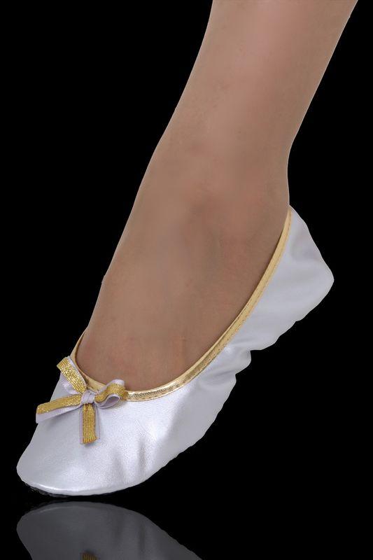 Série Soft Prata com Laço Duplo Prata e Dourado