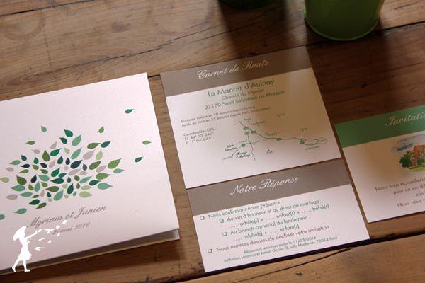 Collection Bouquet des près : Pour un mariage champêtre élégant et plein de simplicité, laissez-vous tentez par la collection Bouquet des près. À l'image de votre mariage, vos faire parts transmettront une journée printanière ensoleillée et colorée !