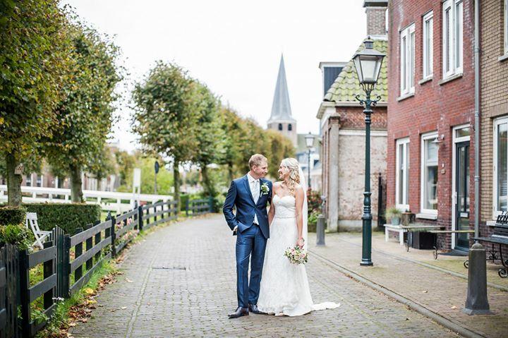 Bruidsstylist Friesland
