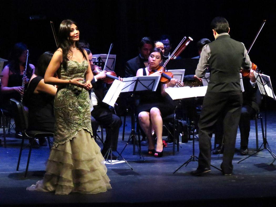 Gabriela Perales Soprano