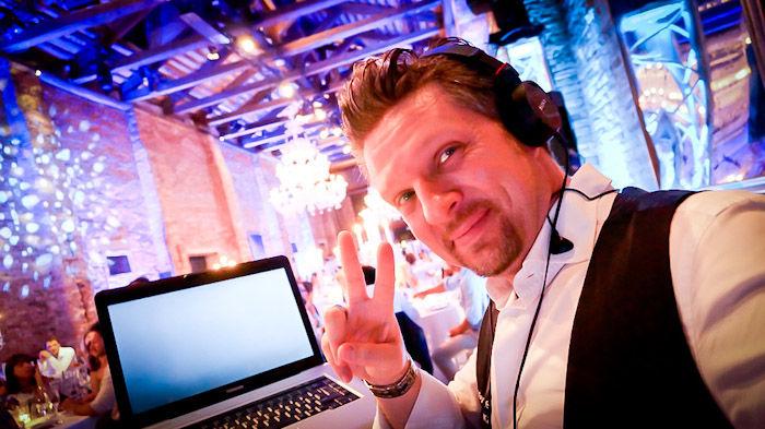 DJ - Festa in Hotel a Venezia