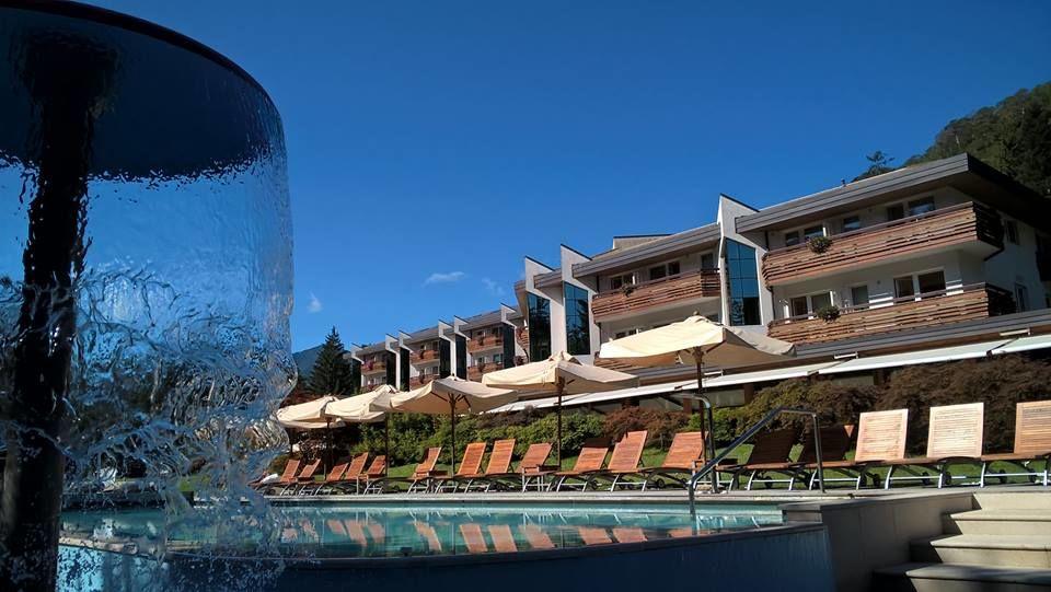 Grand Hotel Terme, Comano