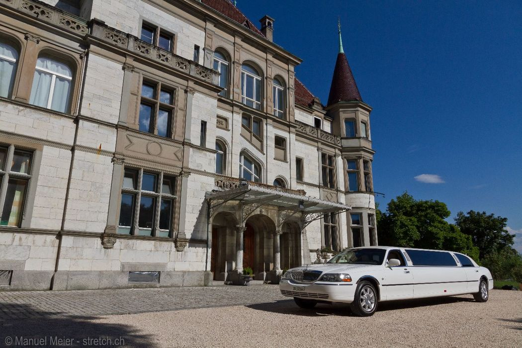 Stretch.ch - Kiwis Limousinen-mieten Schweiz