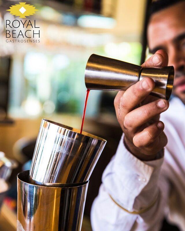 The Royal Beach Lounge Bar Resto