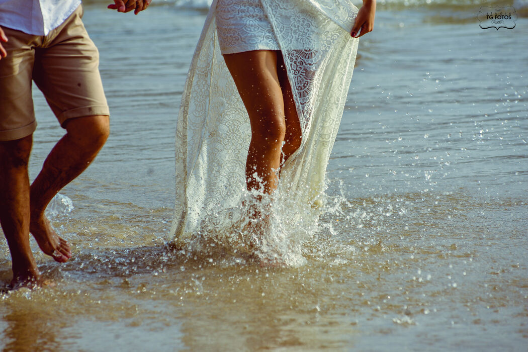 Ensaio de Pré - Wedding