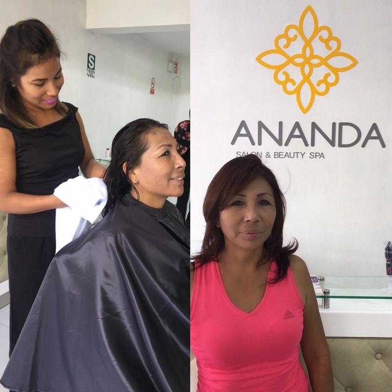 Ananda Salon & Beauty Spa