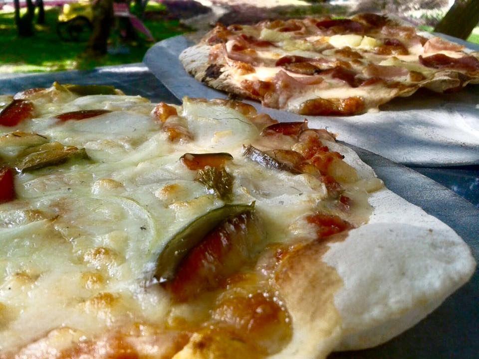 Pizza al volo catering