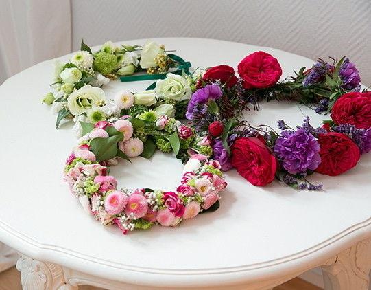 Der Brautsalon