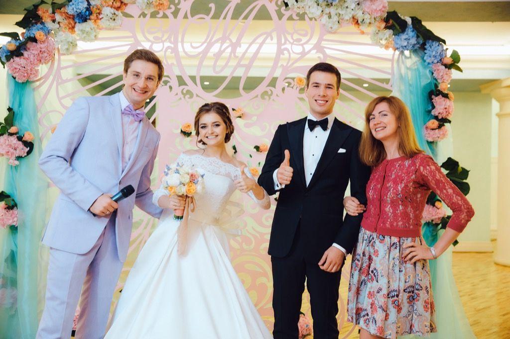 Свадьба в Рэдиссон Украина