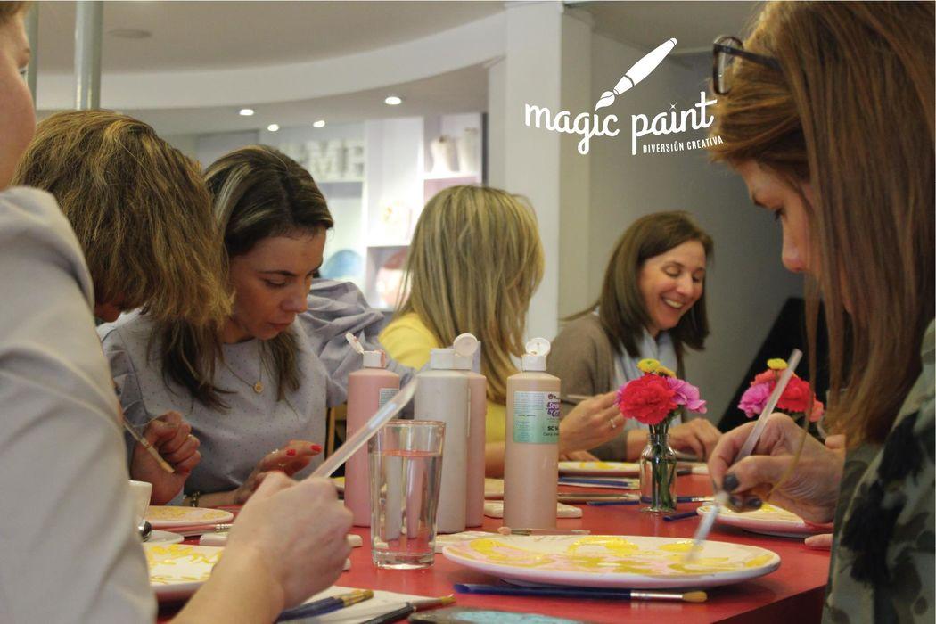 Magic Paint