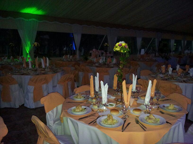 Delicias Banquetería VyV