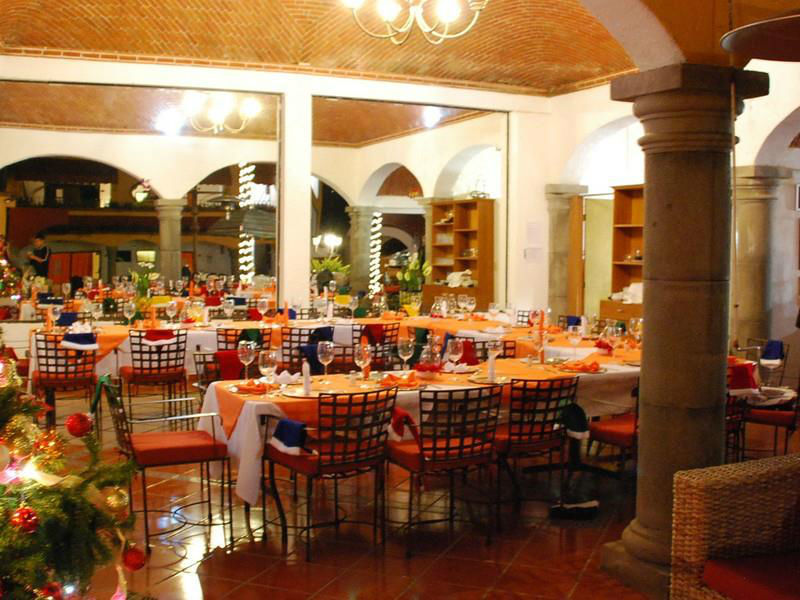 Hotel Quinta Roma Tepoztlán