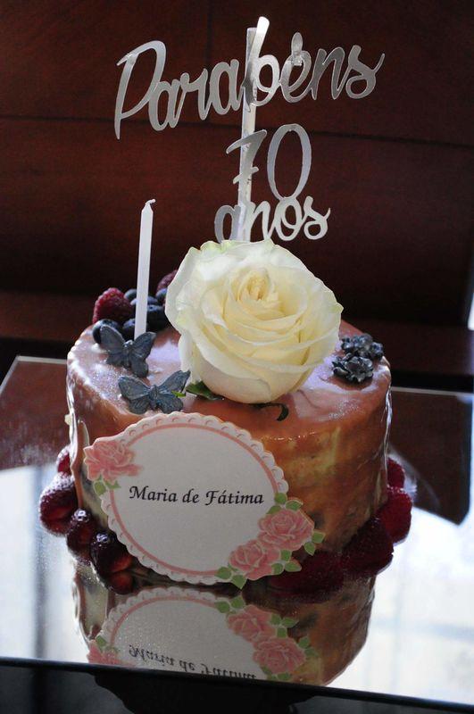 The Bistro Cake Designer