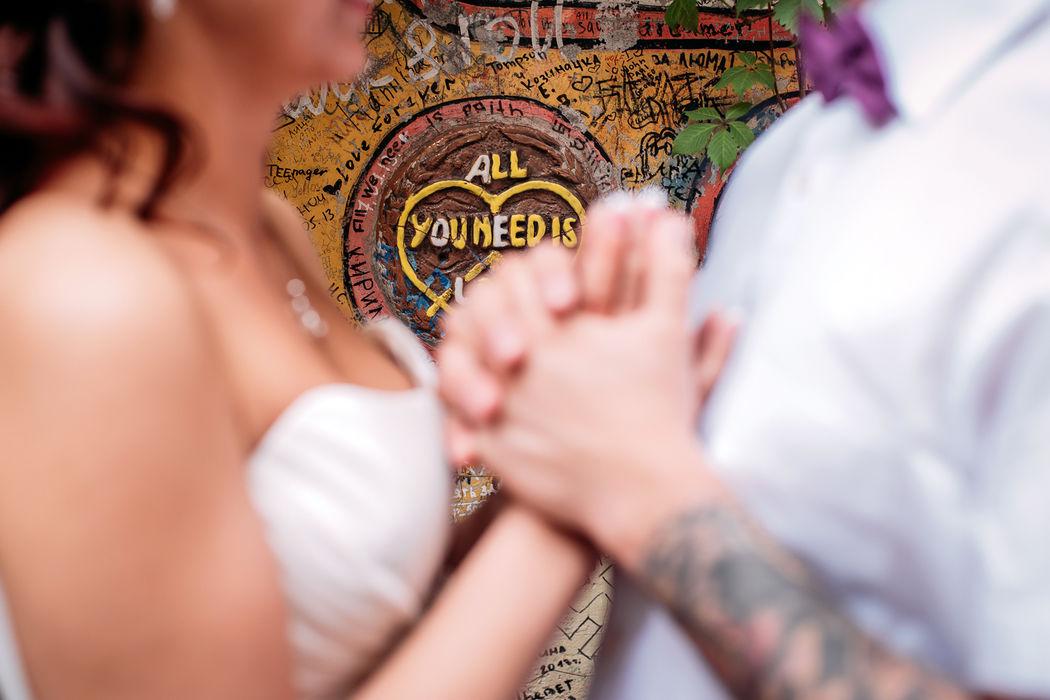Петербургская свадьба Ани и Саши