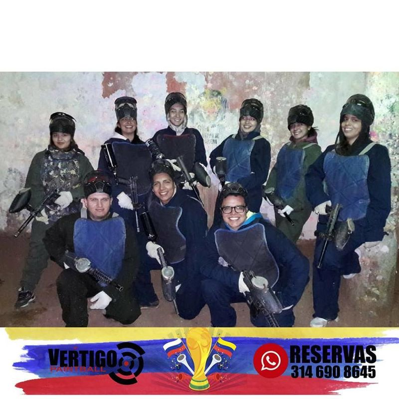 Vértigo Paintball