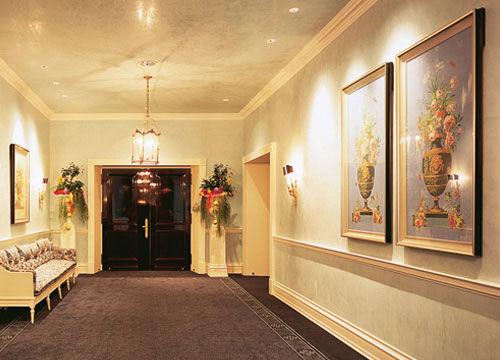 Beispiel: Saalfoyer, Foto: Park Hotel Bremen.