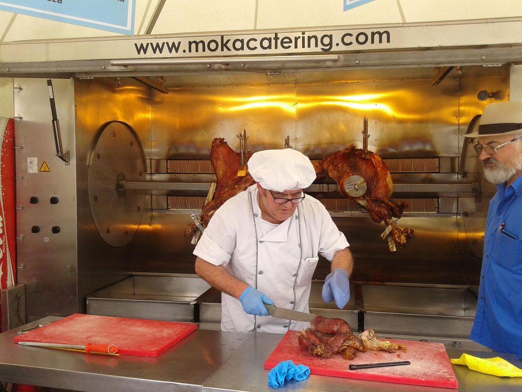 Catering Moka Difusión