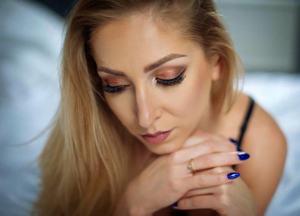 Joanna Kapłanov make up room