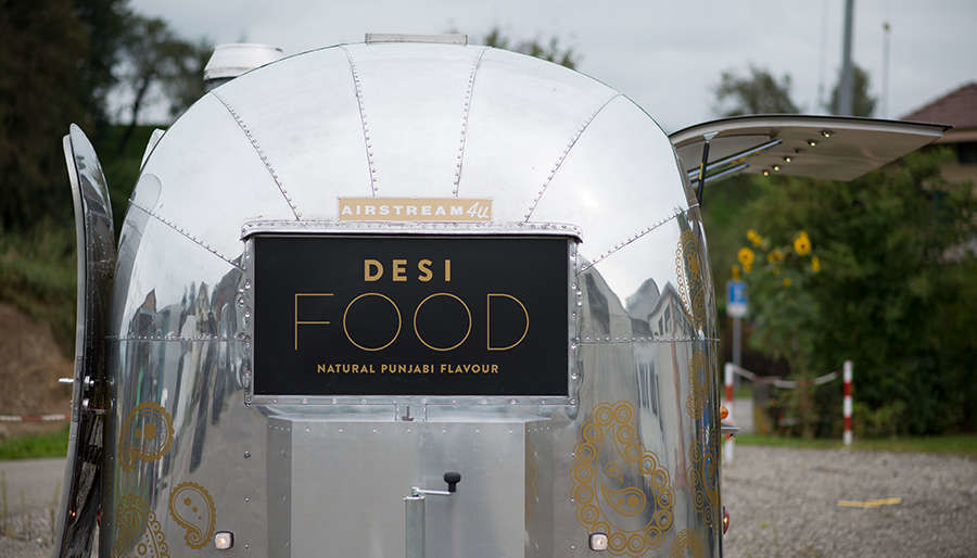 Desi Food - Food Truck Catering