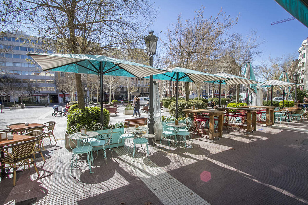Restaurante La Plaza de Chamberi