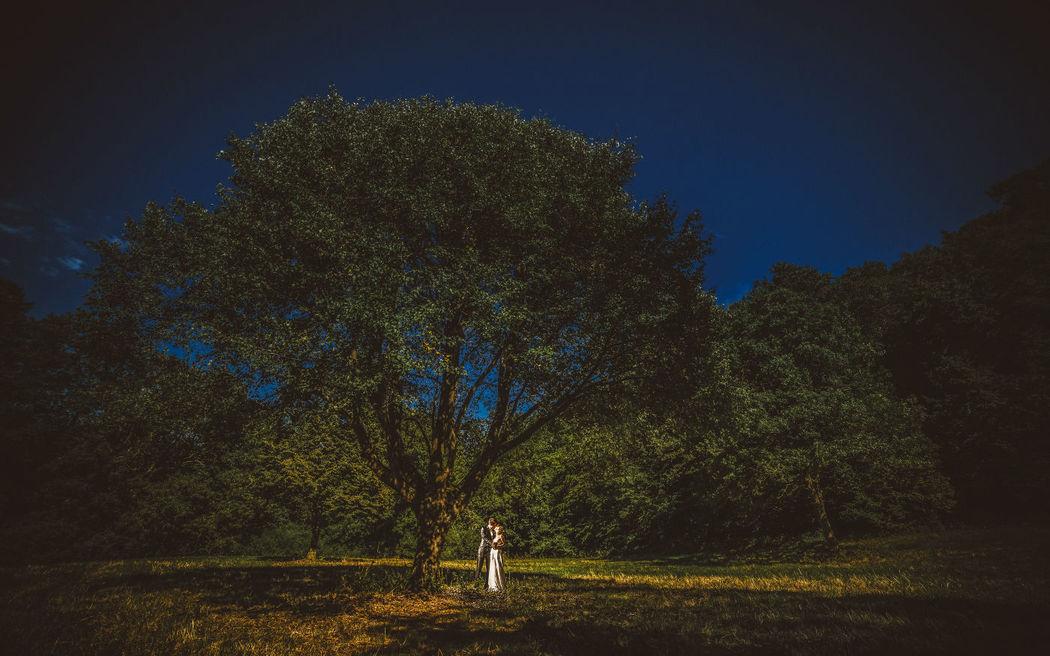 Beispiel: Hochzeitsreportage von Ihrer Hochzeit, Foto: Robin Schimko Photography.