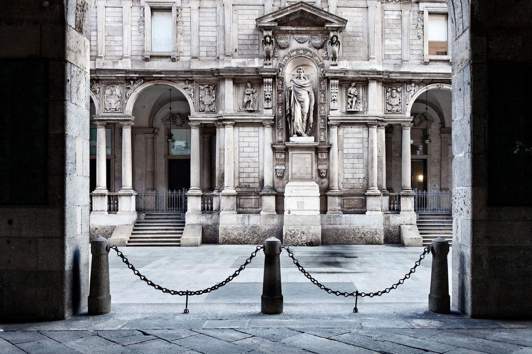 Palazzo Giureconsulti Milano