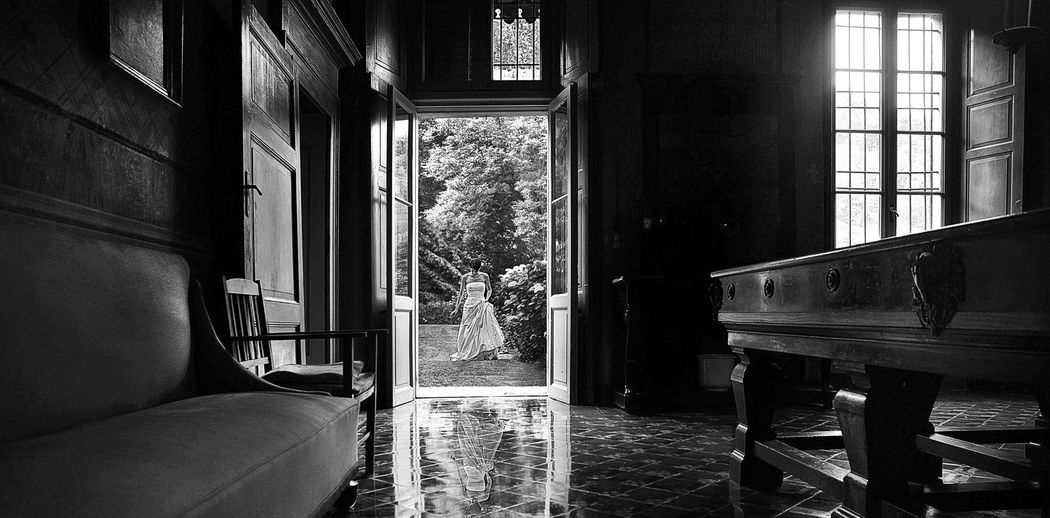 Santa Maria Hoè. Matrimonio a Villa Semenza