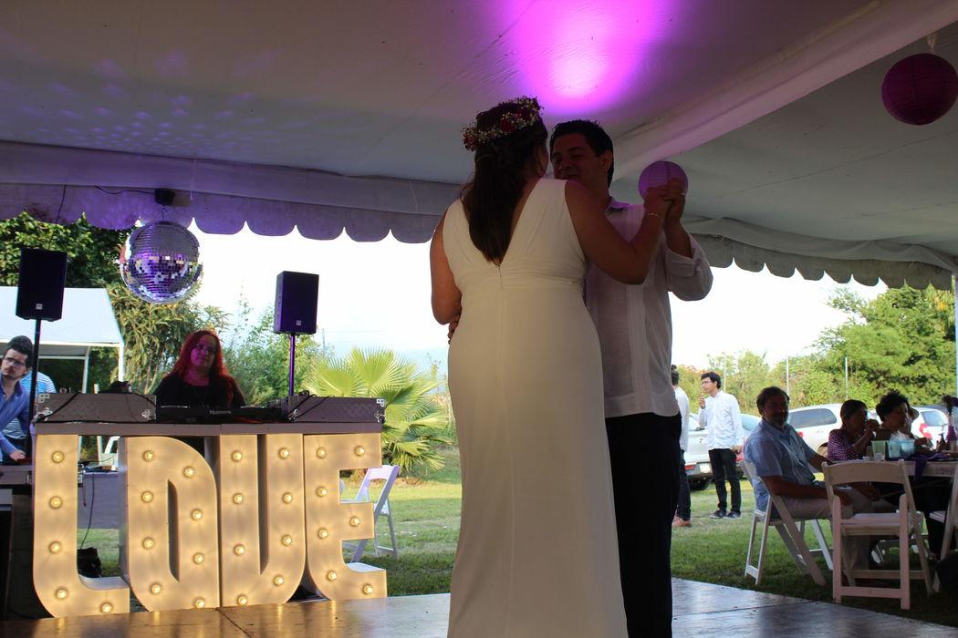 L White Wedding DJs