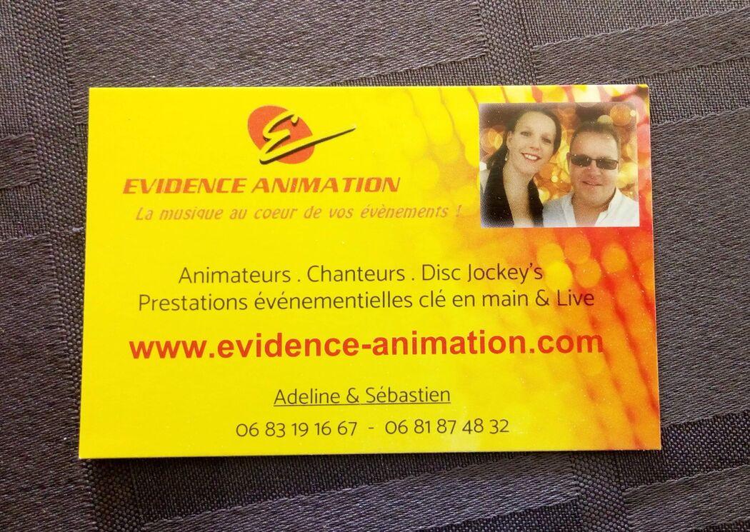 Evidence Animation