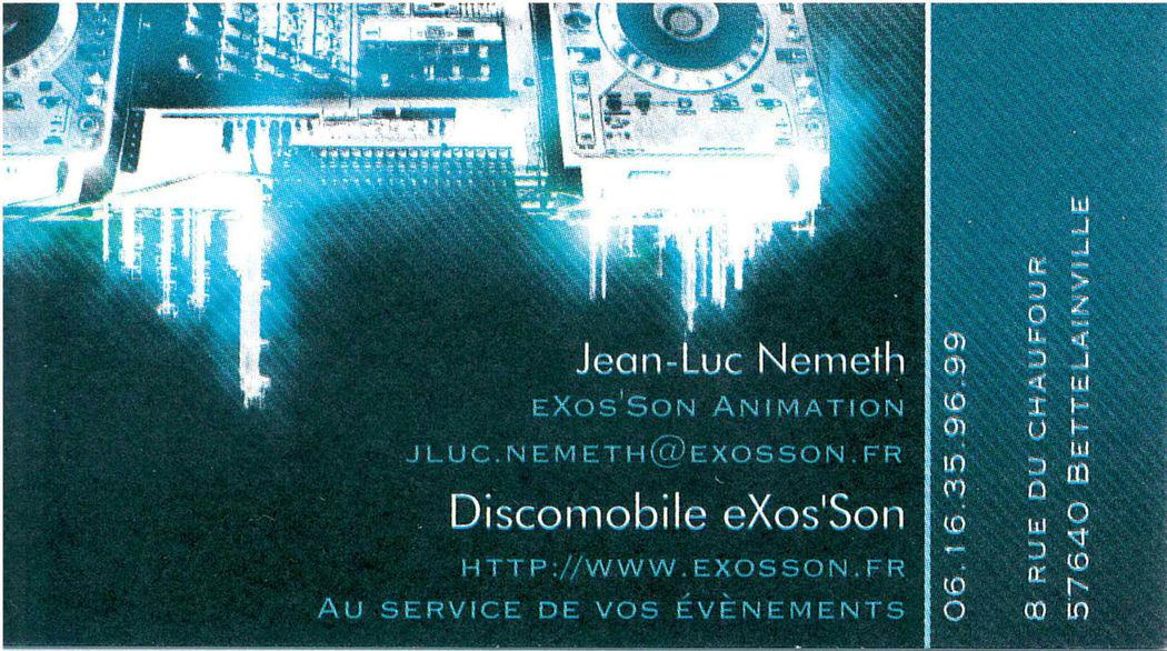eXos'Son Animation Dj
