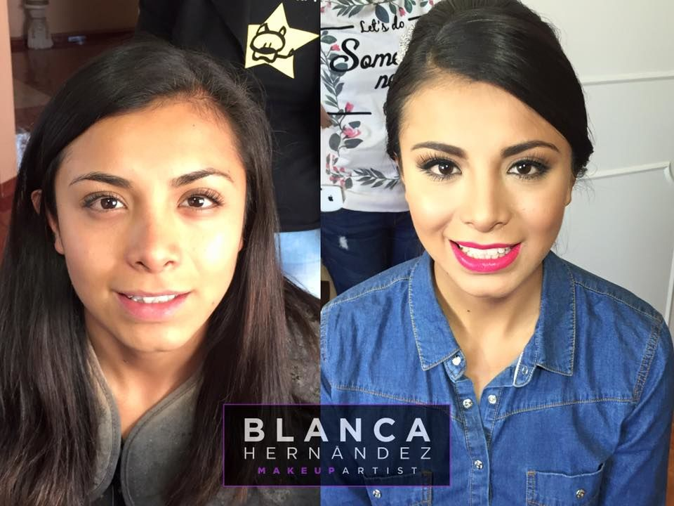 Blanca Hernández Make Up Artist