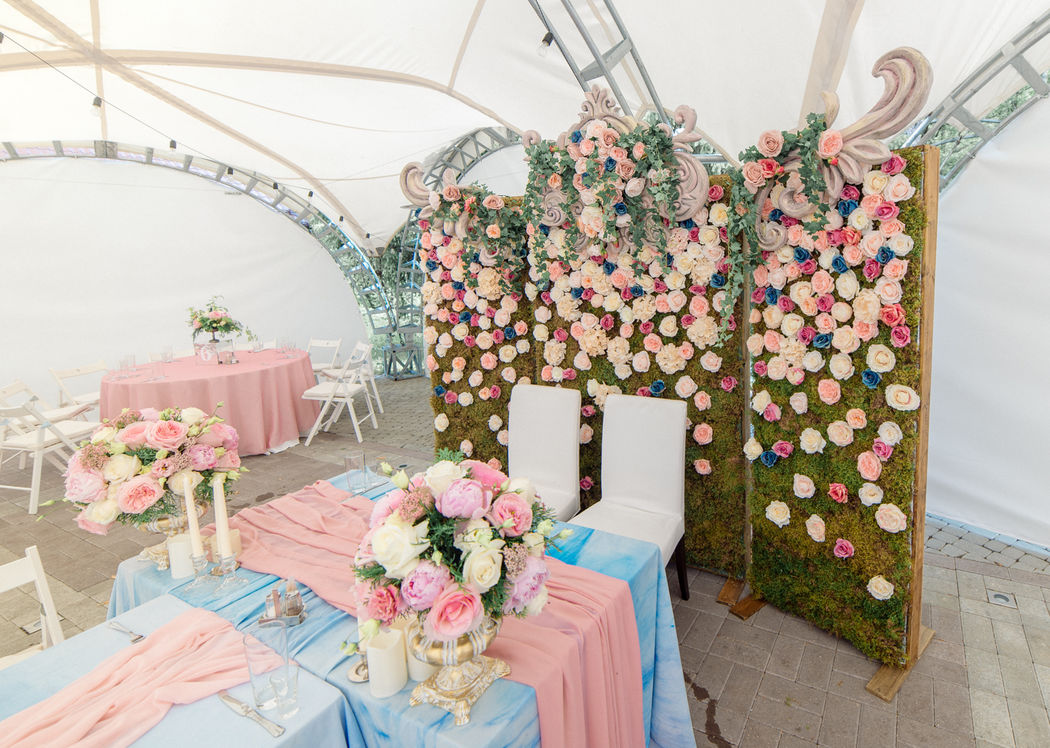 Арт-знаК студия свадебного декора