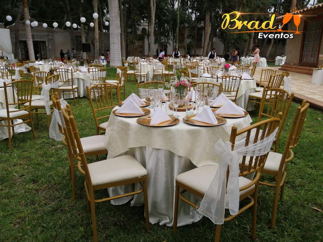 Brad Eventos - Lo Organizamos todo!!