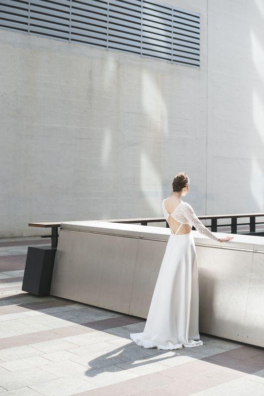 Mademoiselle de Guise / Collection 2017 Robe : Camélia