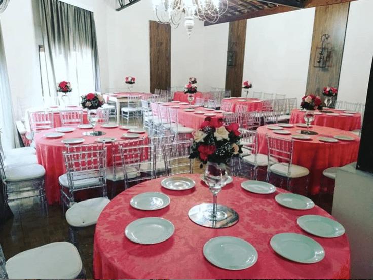 Buffet M Rosa de Saron